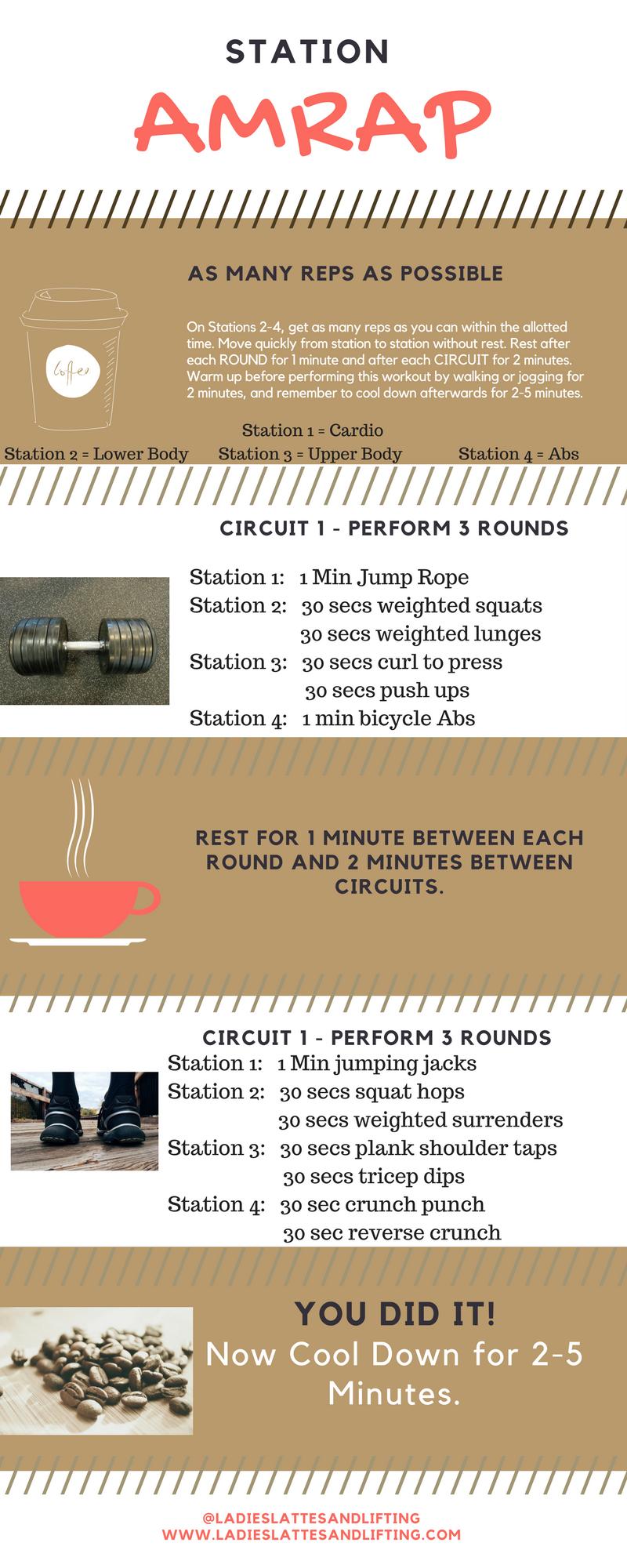AMRAP-full-body-workout