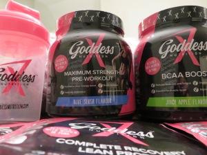 goddess nutrition pre-workout