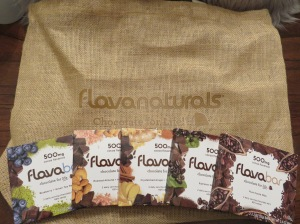 FlavaNaturals Dark Flavanol Chocolate Review