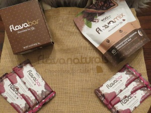 FlavaNaturals Flavanol Chocolate
