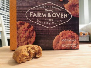 farm and oven bakery bites carrot and cinnamon review