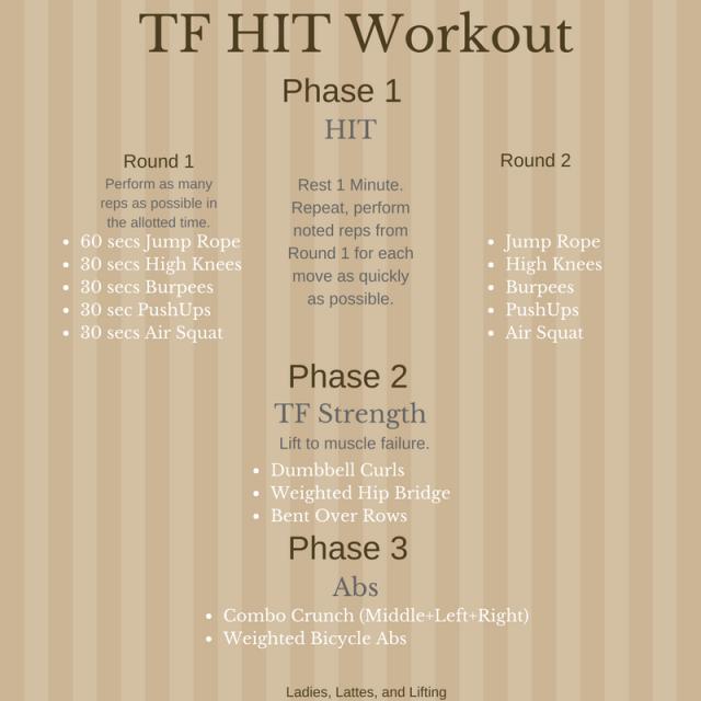 hybrid workout